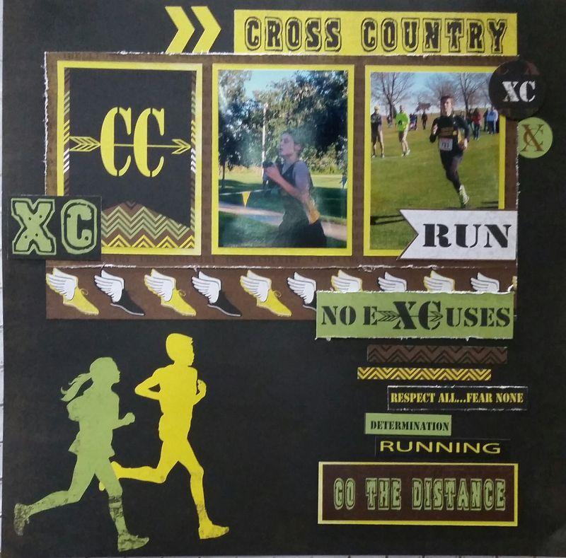 Cross Country Season