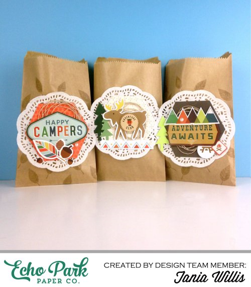 Create Your Own Outdoor Adventure Treat Bags!