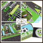 GOAL! Collection: Soccer Set by Piali