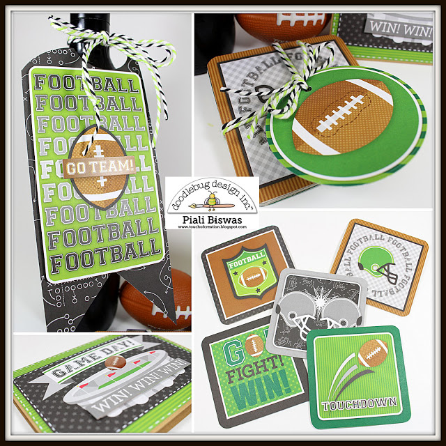 Touchdown Collection: Gift Set for your Football Fan