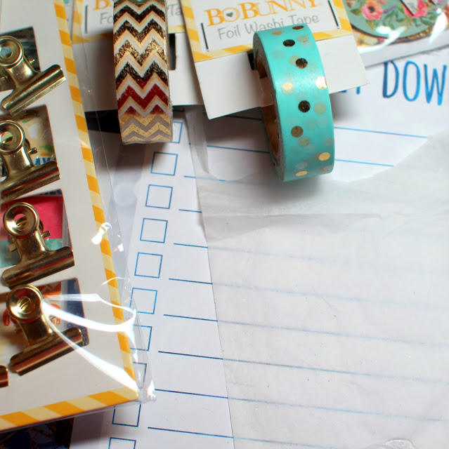 New Washi Tape Tutorial!