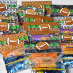 Touchdown! Flag Football Team Treats {and a bonus coach card}!