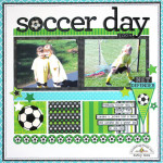 Goal! Collection: Soccer Day by Kathy Skou