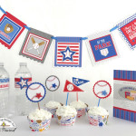 Home Run Collection: Party Set by Traci Penrod