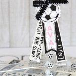 Soccer Treat Tubes by Juliana