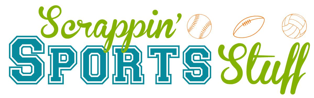 Scrappin Sports Stuff